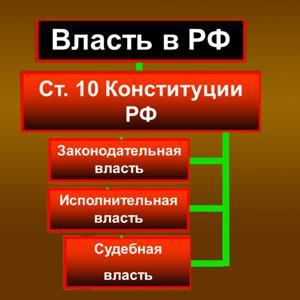 Органы власти Пугачева