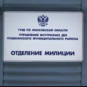 Отделения полиции Пугачева