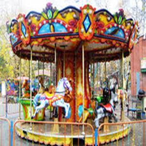 Парки культуры и отдыха Пугачева