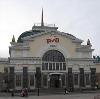 Железнодорожные вокзалы в Пугачеве