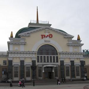 Железнодорожные вокзалы Пугачева